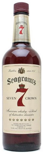 Seagram's 7 Crown Blended Whiskey...